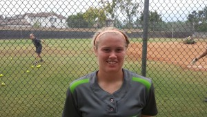 Megan Donahue, May Athlete of the Month, Marshfield